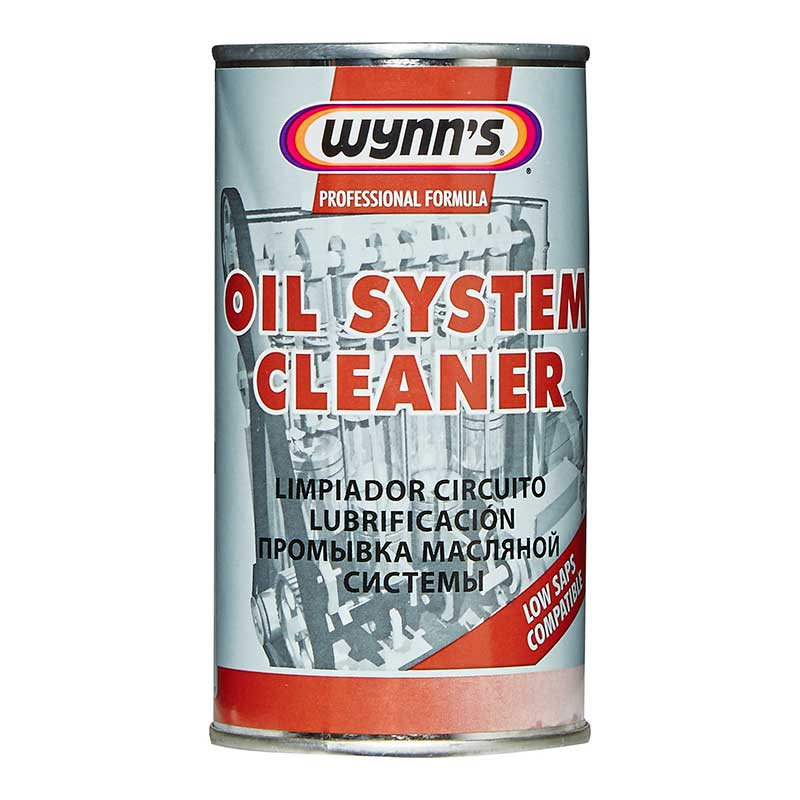 Professional Oil System Cleaner 325ml Engine Flush Remover