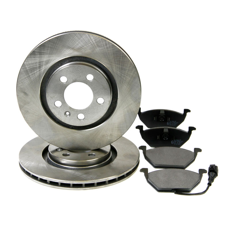skoda octavia pagid front brake kit discs pads. Black Bedroom Furniture Sets. Home Design Ideas
