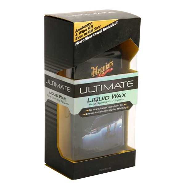 meguiars ultimate wax liquid 473ml g18216 ebay. Black Bedroom Furniture Sets. Home Design Ideas