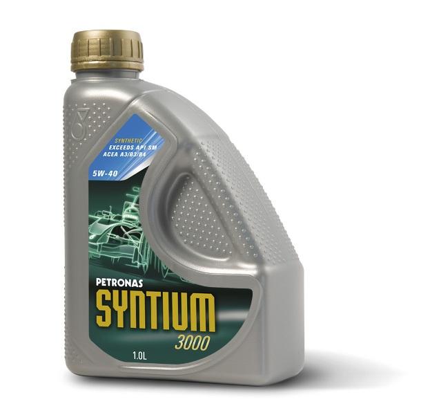 petronas syntium 3000 5w 40 engine oil 1 litre ebay. Black Bedroom Furniture Sets. Home Design Ideas