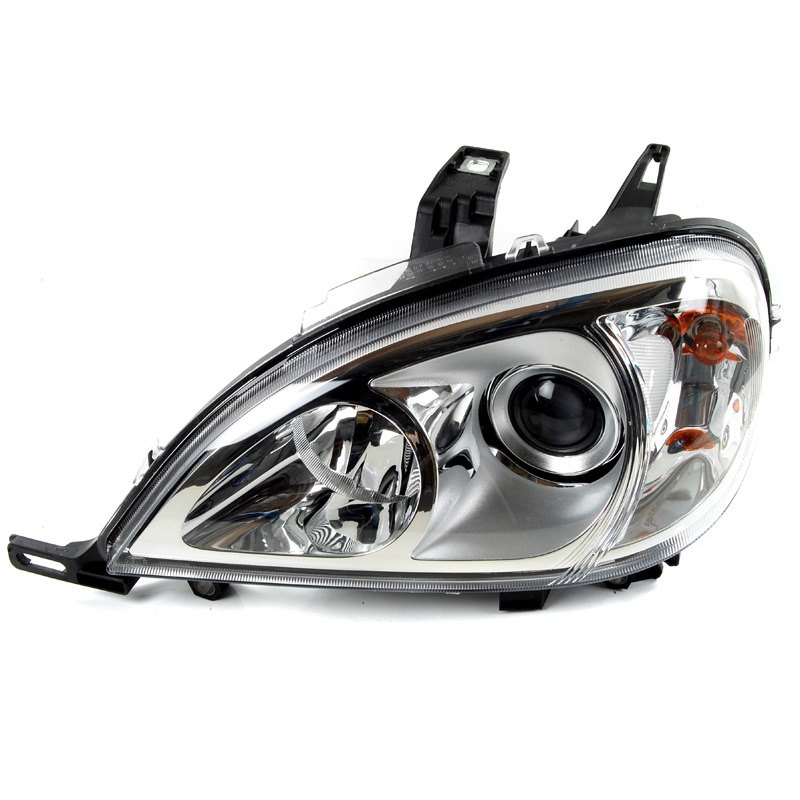 Mercedes m class w163 2001 2005 hella headlamp halogen for Mercedes benz ml350 headlight bulb