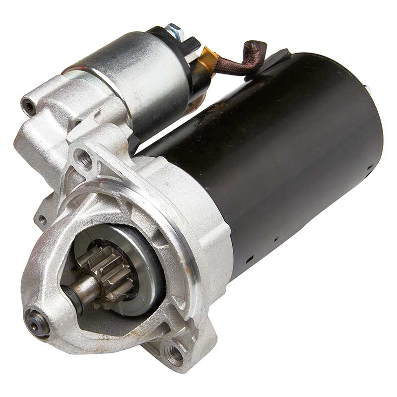 rtx standard replacement starter motor mercedes sprinter s