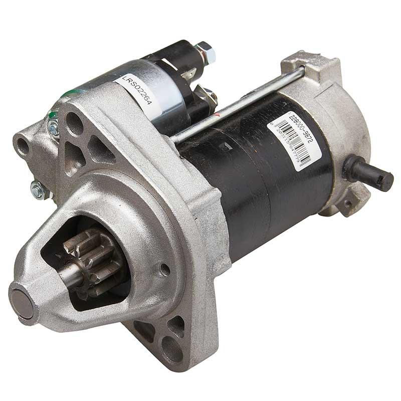 Oe quality starter motor 12v 1 0kw honda stream rn fr v for Honda crv starter motor