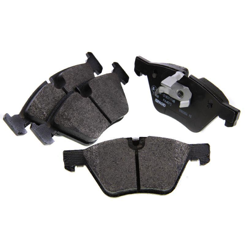 Bmw Z4 Brake Pad Replacement: Fits BMW 3 Series E92 E90 E91 & Z4 Pagid Front Brake Pads