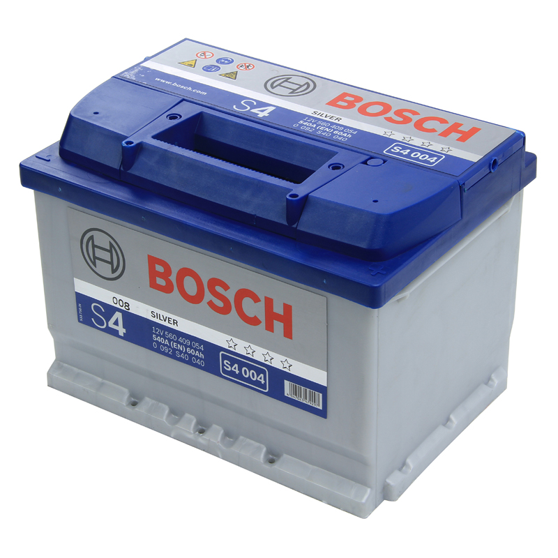 bosch s4 car battery type 075 4 year guarantee ebay. Black Bedroom Furniture Sets. Home Design Ideas