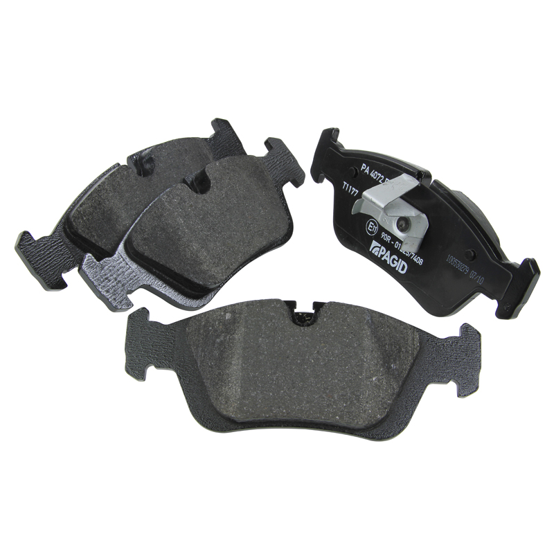 Pagid T1177 Front Brake Pads Teves Ate System Bmw 3