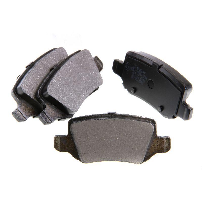Eicher rear brake pads lucas system mercedes benz b for Mercedes benz brake tools