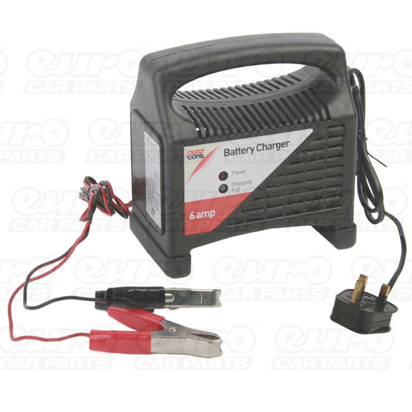 1 6 Litre Gtdi Engines From Volvo Deliver High Performance: Autocare Basic Battery Charger 6Amp For Engines Up To 1.6L