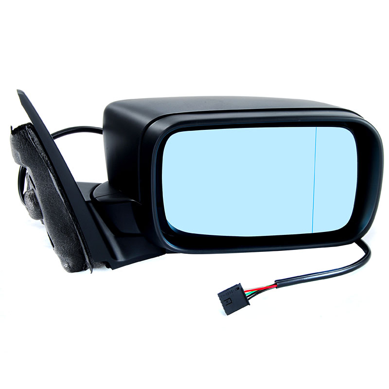 Fitting Wing Mirror Glass