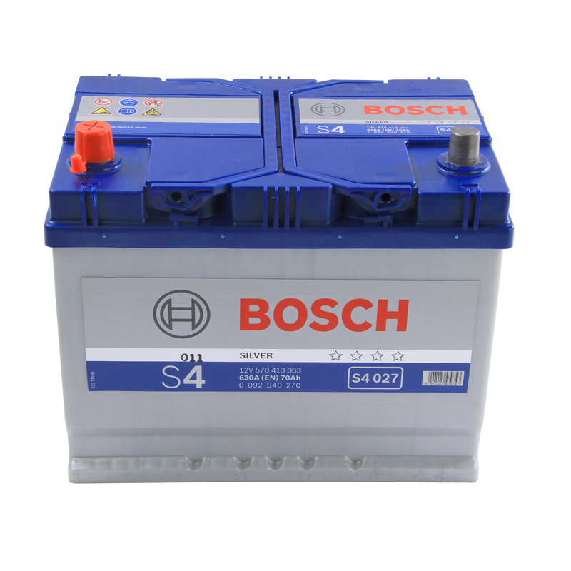 bosch car battery 12v 70ah type 069 570cca 4 years wty. Black Bedroom Furniture Sets. Home Design Ideas