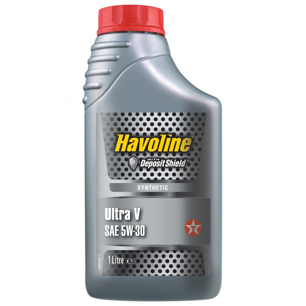 Havoline Ultra V 5w30 Engine Oil Fully Synthetic 1