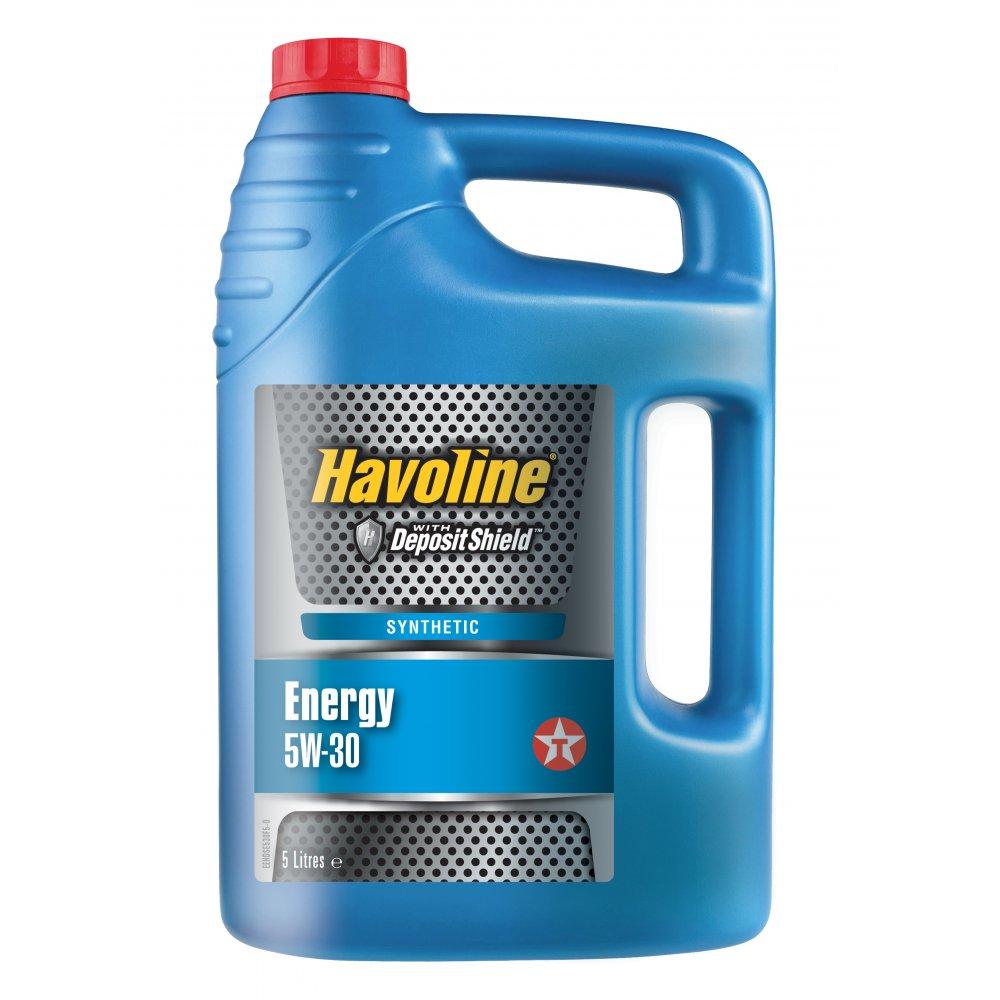 Motor engine oil havoline energy sae 5w30 car fully for Synthetic vs non synthetic motor oil