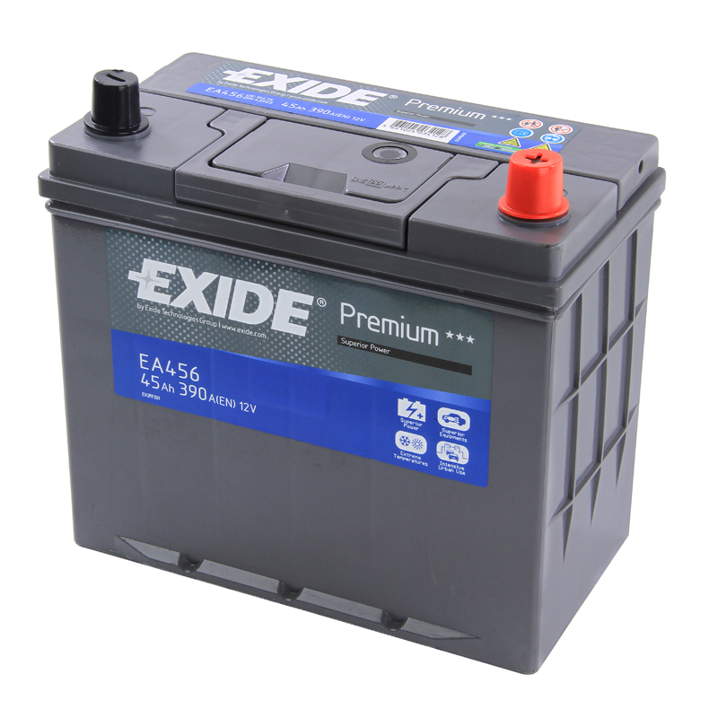 exide premium car battery type 156 4 year guarantee ebay. Black Bedroom Furniture Sets. Home Design Ideas