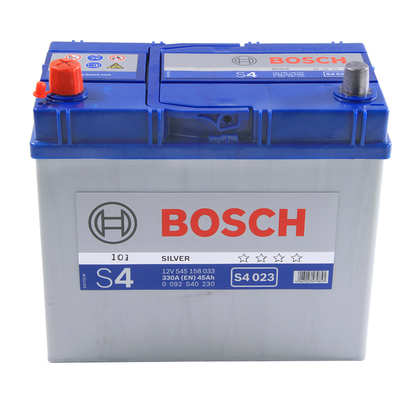bosch s4 car battery typ 043 159 057 4 year guarantee ebay. Black Bedroom Furniture Sets. Home Design Ideas