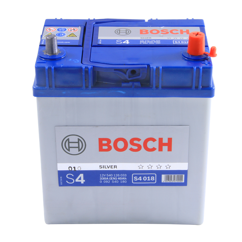 bosch s4 car battery type 054 4 year guarantee ebay. Black Bedroom Furniture Sets. Home Design Ideas