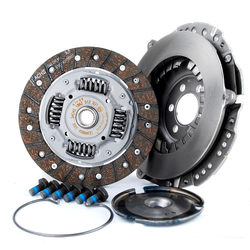 valeo 2 piece clutch kit 200mm vw golf mk3 1991 2002 ebay. Black Bedroom Furniture Sets. Home Design Ideas