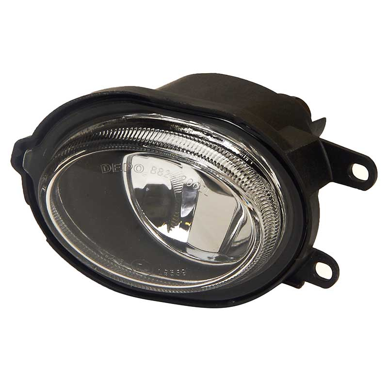 left n  s side front fog lamp    fog light