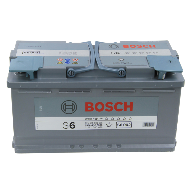 Type 700 Car Battery 850CCA Bosch 12V 95Ah 3 Years Wty Sealed OEM Replacement