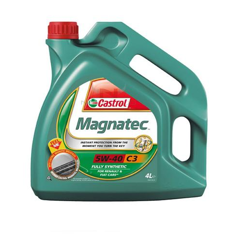 4l car engine oil 4 litres 5w40 c3 fully synthetic dexos2 spec castrol magnatec. Black Bedroom Furniture Sets. Home Design Ideas