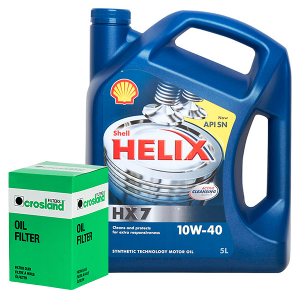 Subaru impreza 2 0 turbo shell helix hx7 10w40 semi for Synthetic vs non synthetic motor oil