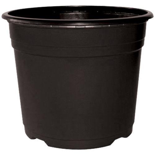 pot de fleur en plastique 5 litres noir thermoform ebay. Black Bedroom Furniture Sets. Home Design Ideas