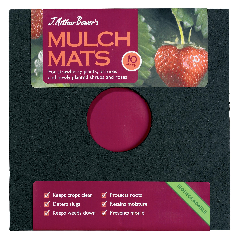 mulchmatten von j arthur bower f r erdbeerpflanzen salate roses str ucher ebay. Black Bedroom Furniture Sets. Home Design Ideas