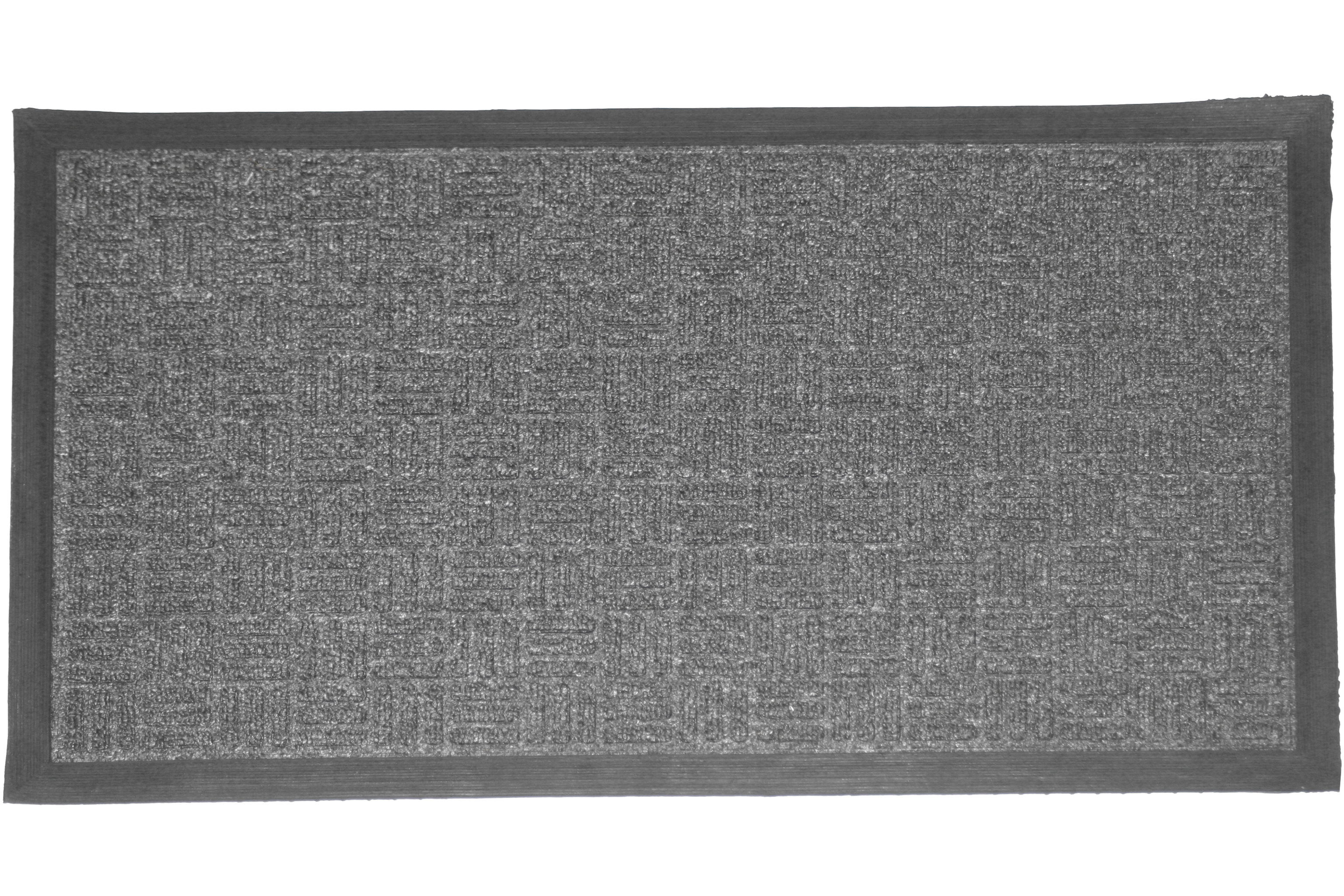 door mats rubber amp coir non slip rubber backed quality heavy duty