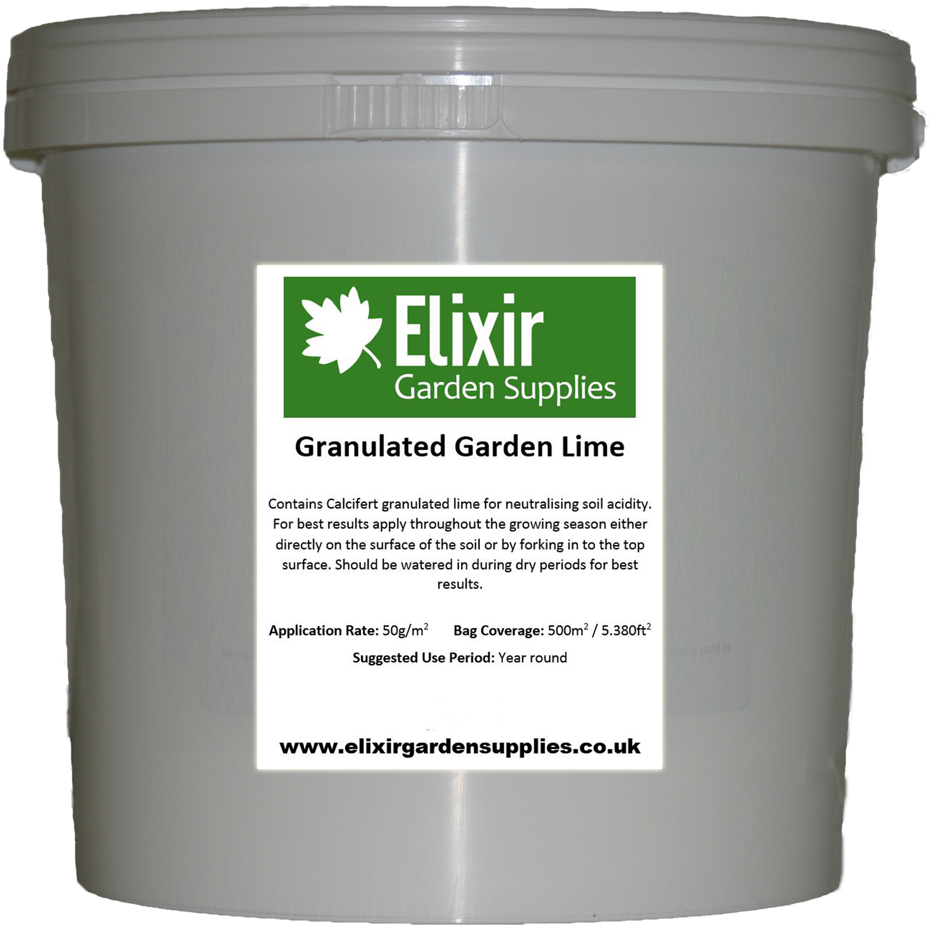 Garden lime granular agricultural limestone ph soil - What is lime used for in gardening ...