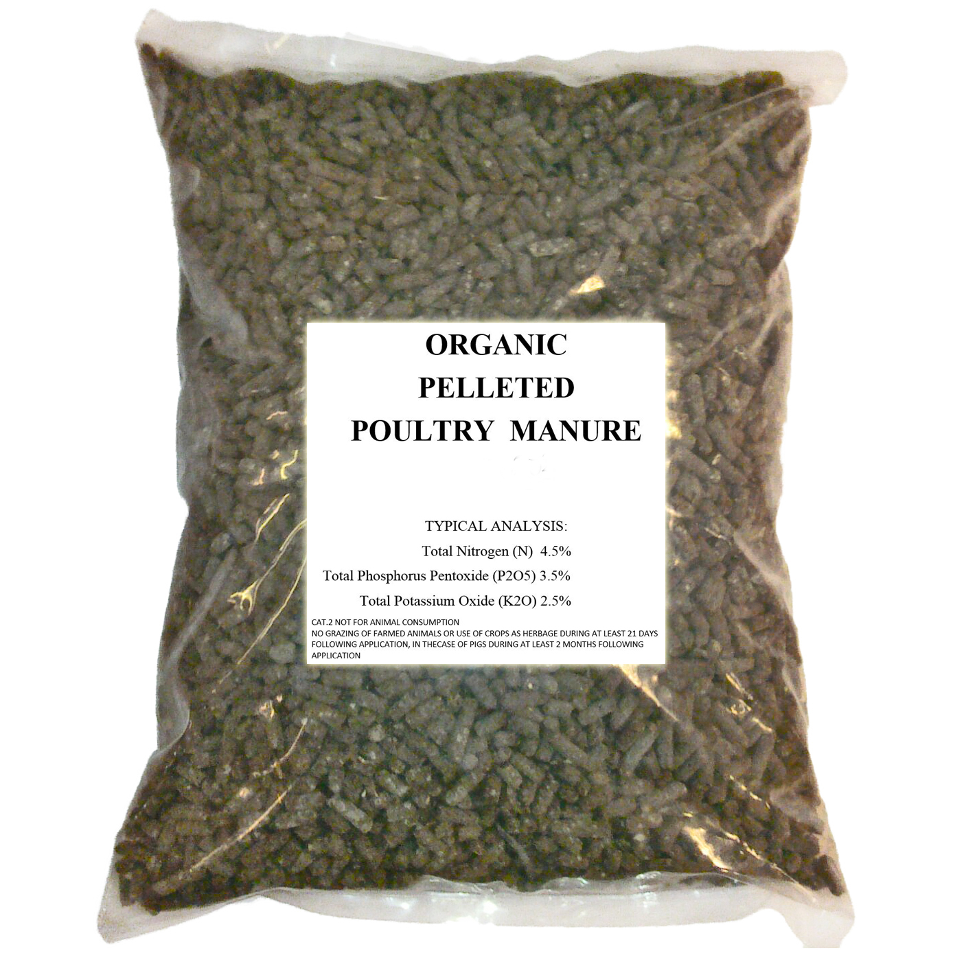 chicken poultry manure organic fertiliser pellets ebay. Black Bedroom Furniture Sets. Home Design Ideas