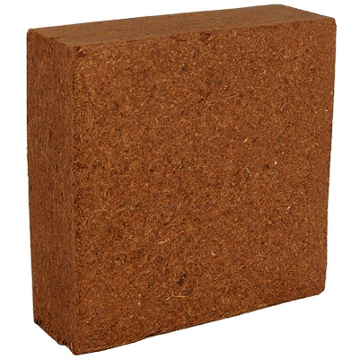 5 x 70lt Coir Compost Organic Blocks Makes up to 350lts