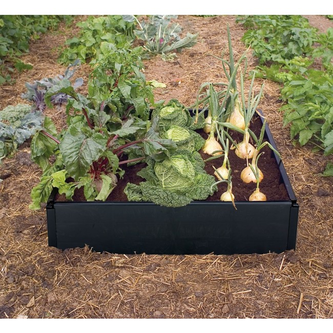 Garland growbed raised bed vegetable garden planter just under 1 sq metre ebay - Square meter vegetable garden ...