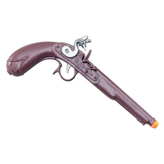 Pirate Gun Pistol Fancy Dress Accessory