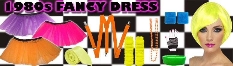 1980s Fancy Dress