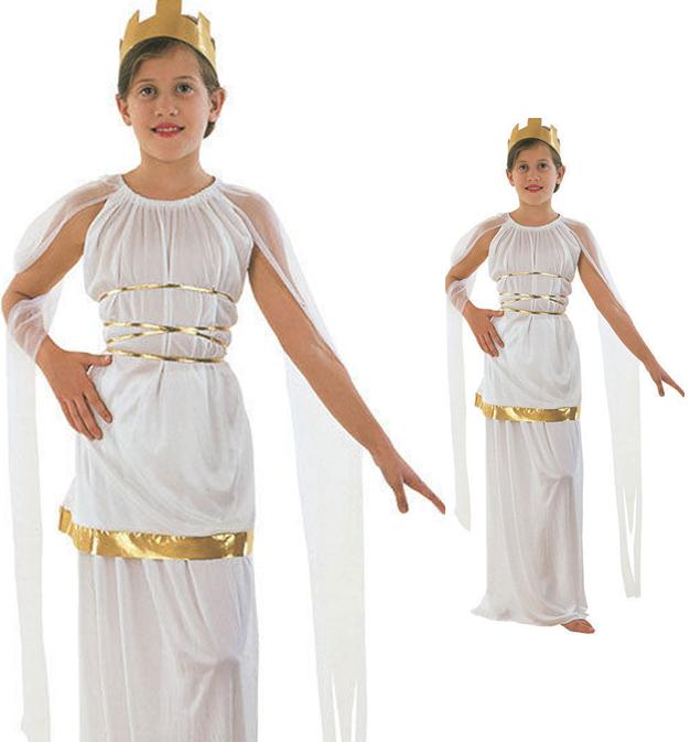 Athena Costume For Kids Childrens Kids Girls Athena