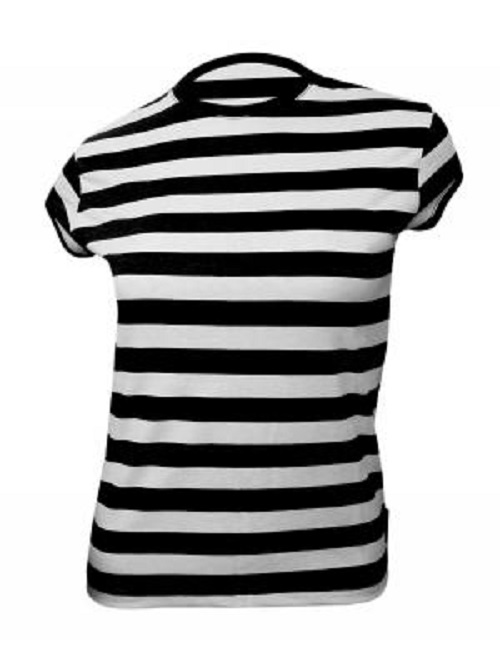 Mime artist french ladies mens striped t shirt top fancy for Striped french sailor shirt