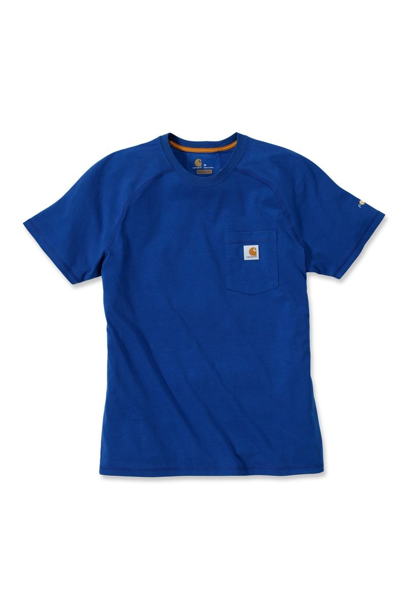 Carhartt 100410 Force Moisture Wicking Cotton Short Sleeve