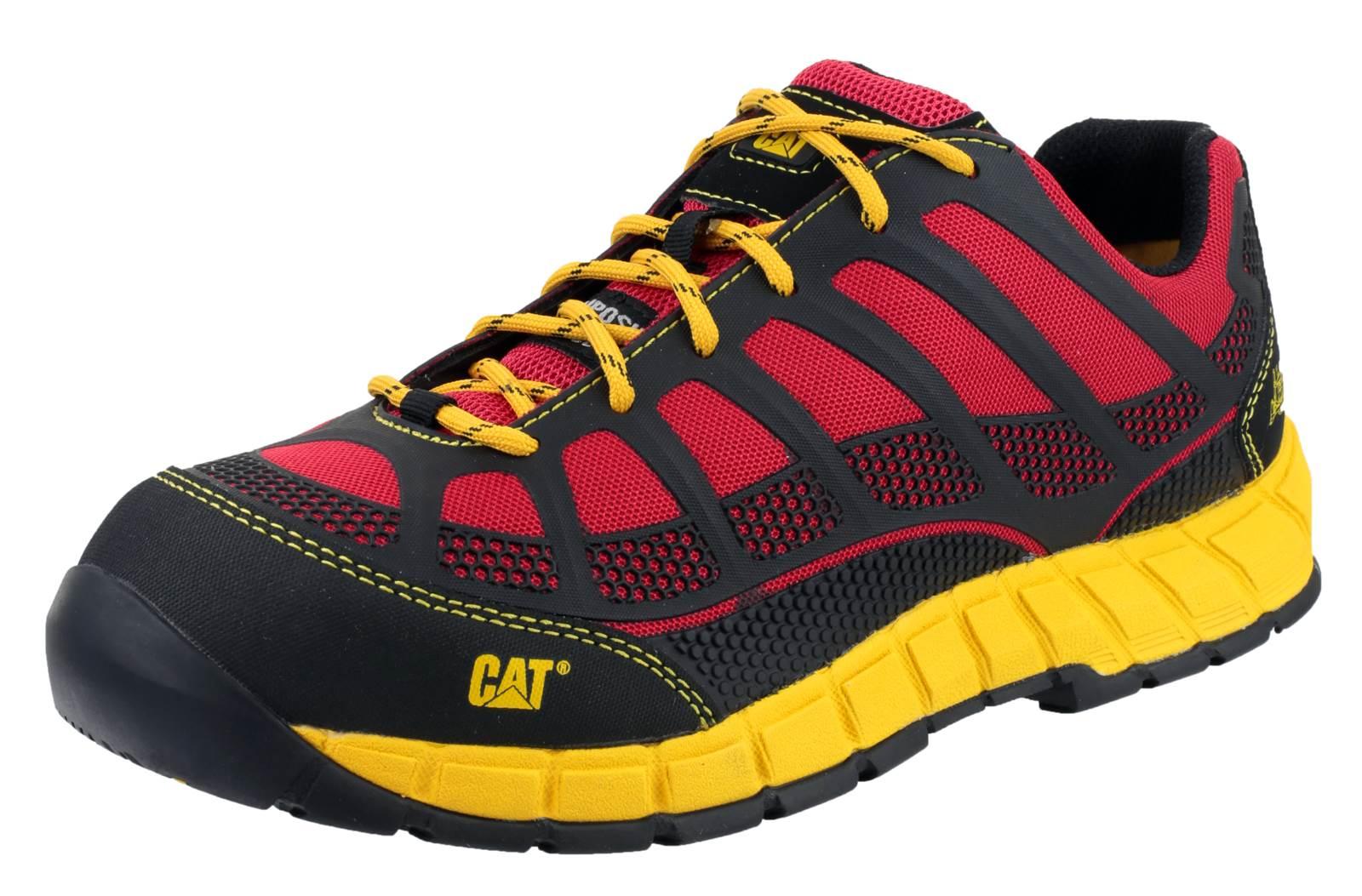 Caterpillar CAT Streamline S1P Safety Nubuck Trainer ...