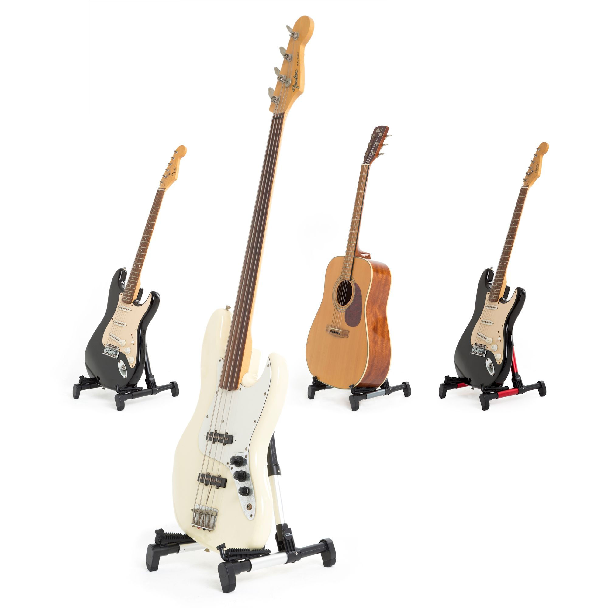 guitar stand by stage legend a frame for acoustic electric classical guitars
