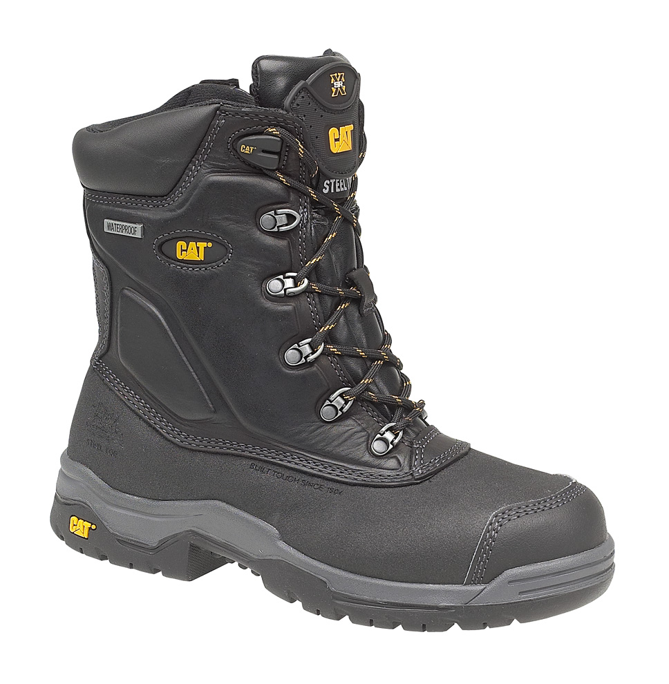 Cat Cat Supremacy Safety Boots Black Size