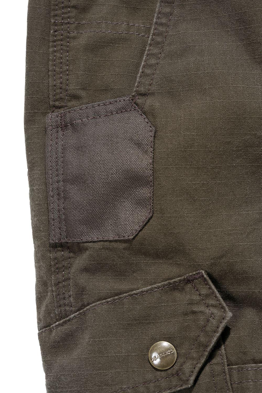 211561b122 Carhartt B342 Cotton Ripstop Pant Work Trouser Dark Coffee   eBay