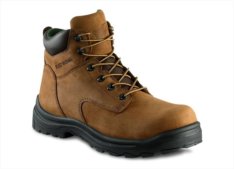 Red Wing 3246 Metal Free Oil/Slip Resistant S3 Safety Boots ...