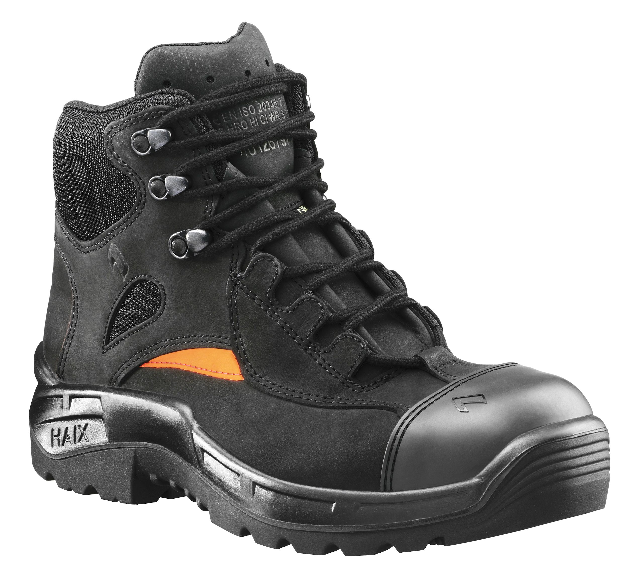 haix airpower r23 mid s3 gore tex safety work boot ebay. Black Bedroom Furniture Sets. Home Design Ideas