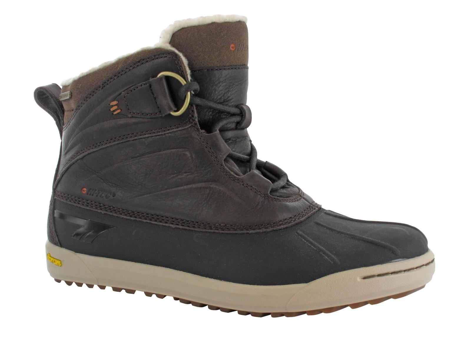 Mens Waterproof Winter Boots - Cr Boot