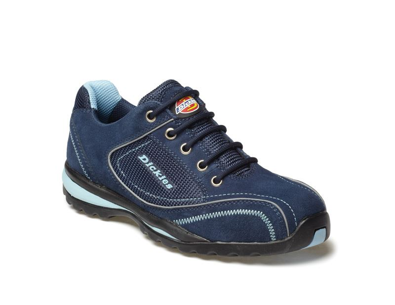 dickies fd13910 ottowa safety work shoes new womens
