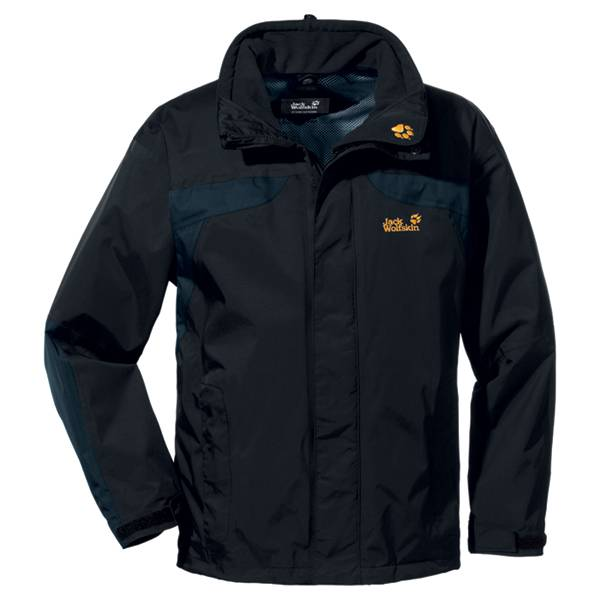 Jack Wolfskin Topaz Mens Waterproof Breathable Hiking Jacket New ...