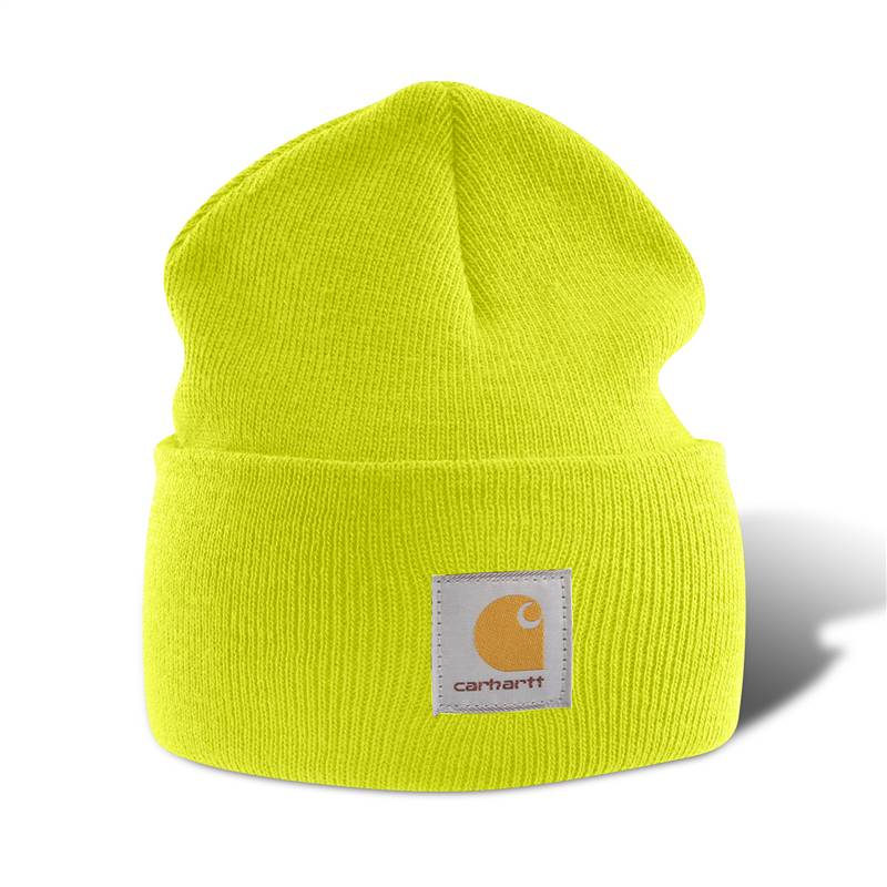 Carhartt-A18-Acrylic-Beanie-Hat-17-colours-Best-Seller