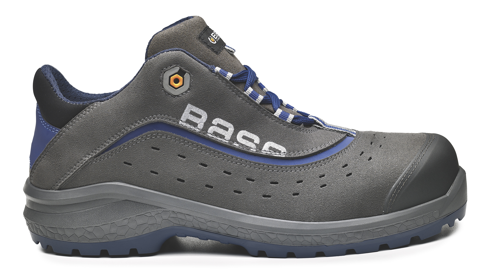Base BO884 Light S1P Mens NonSlip Safety Laced Trainer Shoe | EBay