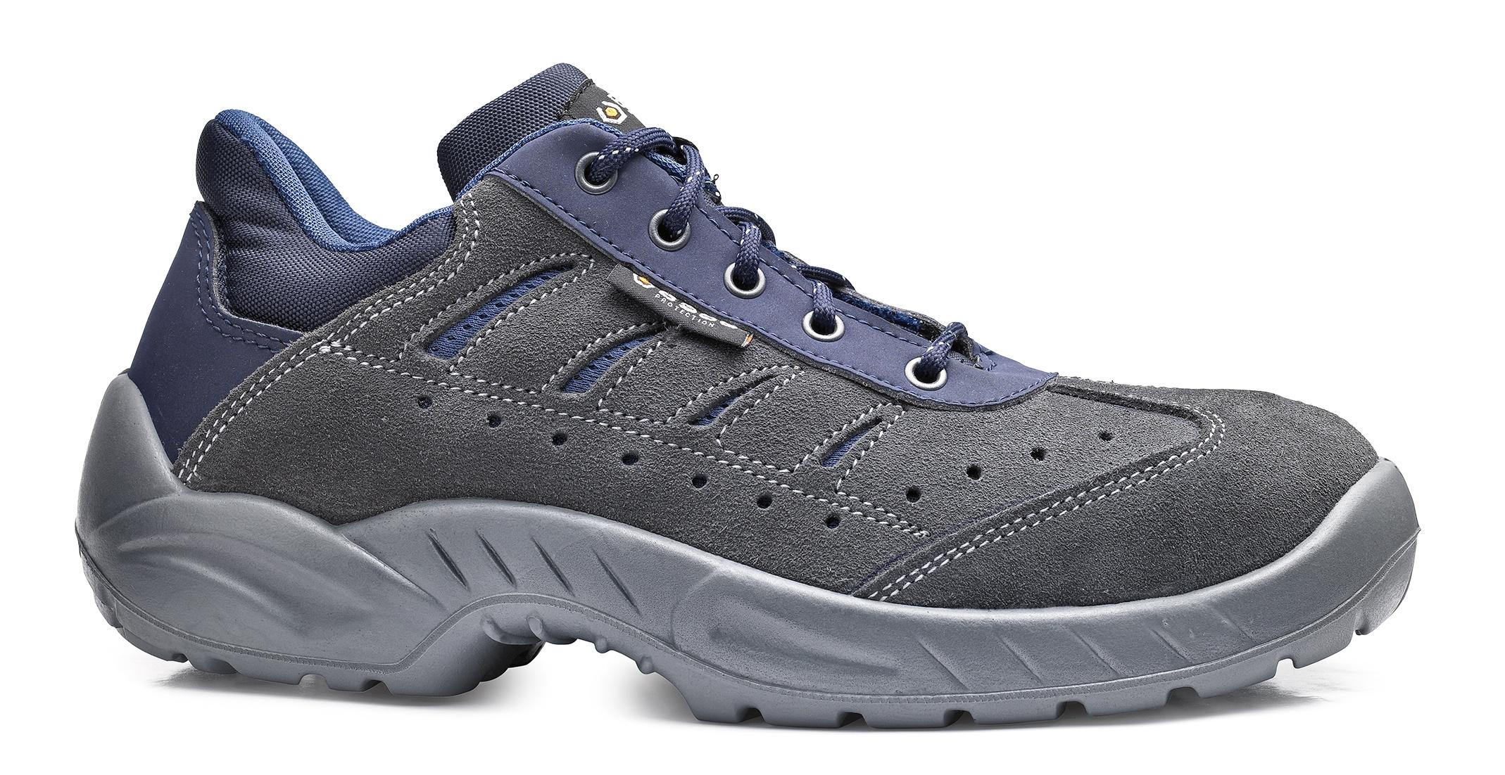 Base-BO163-Colosseum-S1P-SRC-Smart-Mens-Nonslip-Laced-Safety-Shoe
