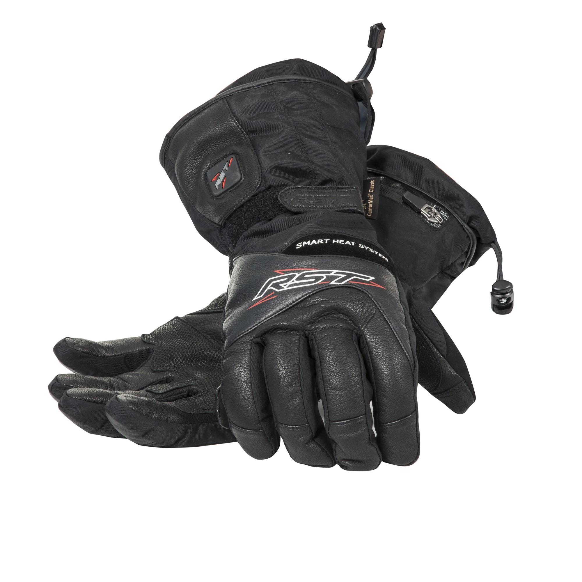 rst 1646 gant de moto thermotech moto moto chauffants ebay. Black Bedroom Furniture Sets. Home Design Ideas