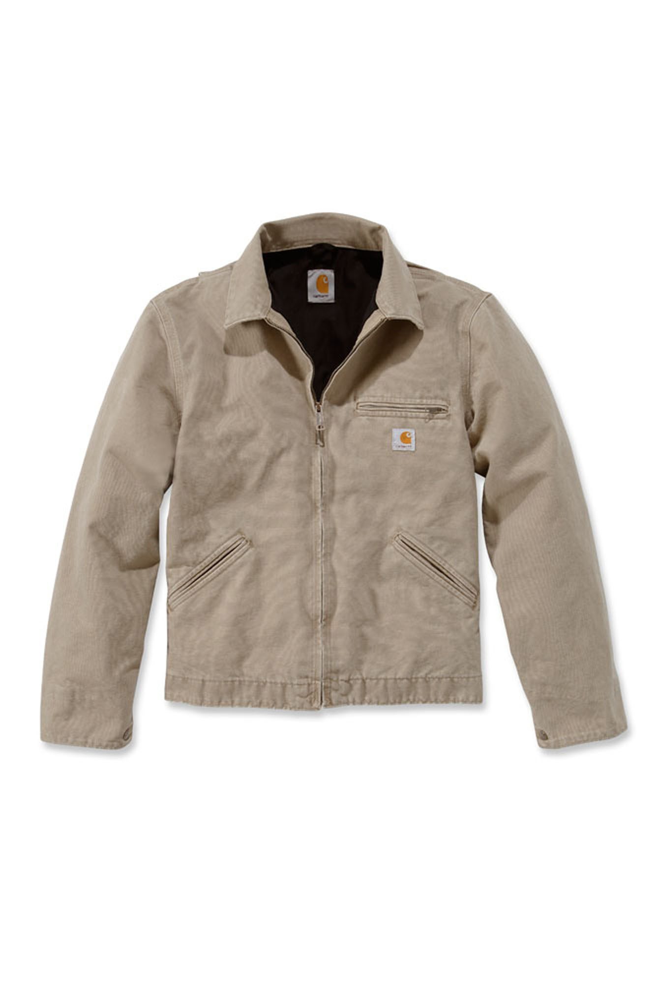 Carhartt EJ196 Lightweight Detroit Jacket Mens New ...